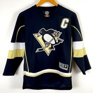 ✨3/$25✨NHL Pittsburg Penguins # 87 Crosby Jersey